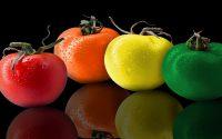 barvni paradižniki